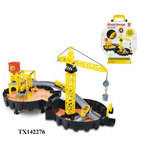 Строительная парковка игрушка детская WY205