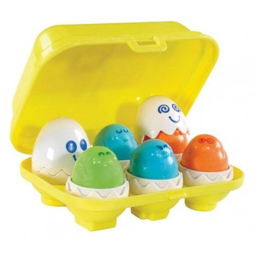Сортер Tomy Веселые Яйца E1581 / ТО1581