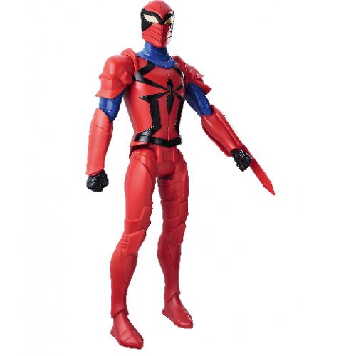 Hasbro Человек-Паук Титаны - Паутинный боец B9710