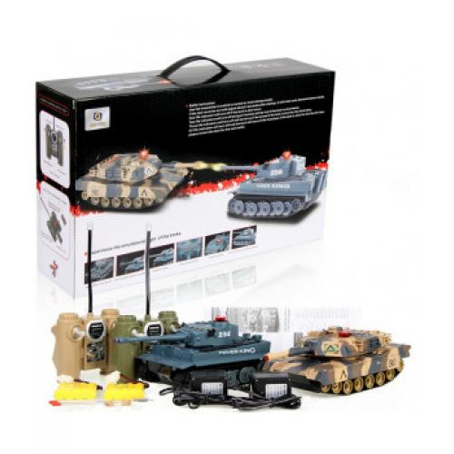Танковый бой 508C на Р/У ХИТ!
