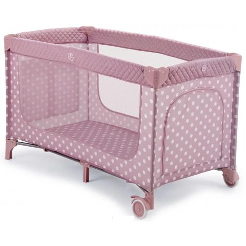 Манеж-кровать Happy Baby Martin Rose
