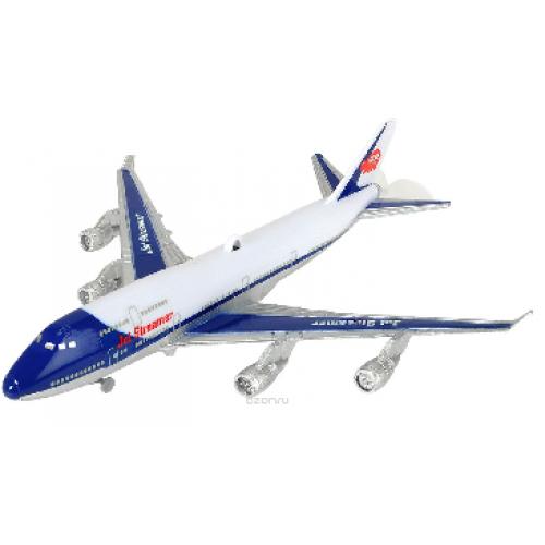 Dickie Toys Самолет 3343004 25 см!