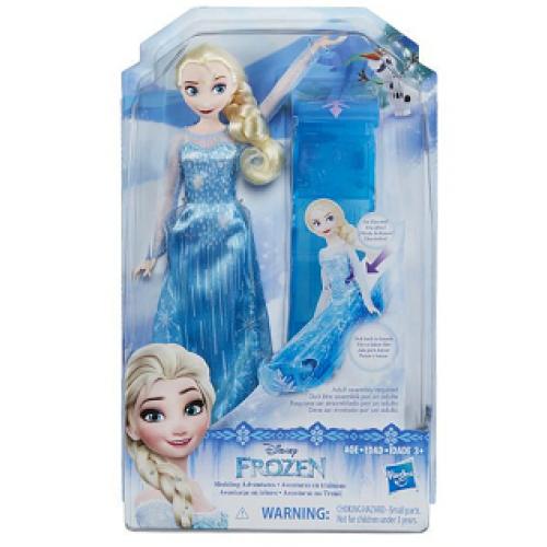 Hasbro Disney Princess Холодное сердце Кукла Эльза и санки E0086