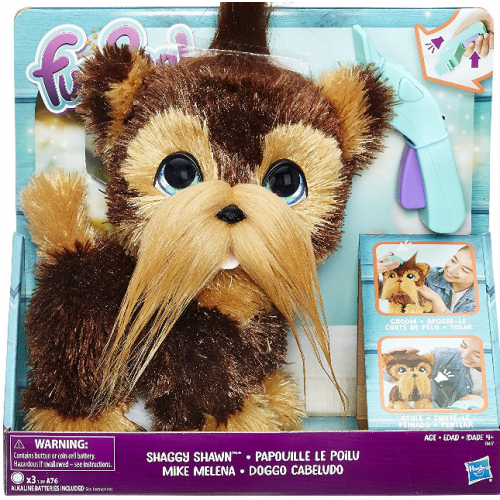 Hasbro FurReal Friends Лохматый Шон E0497