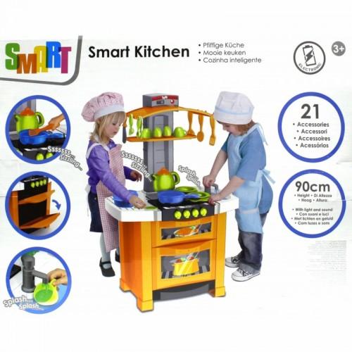 Кухня с водой светом и звуком HTI Smart 1684311.00