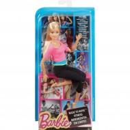 Кукла Mattel Barbie Безграничные движения DHL81