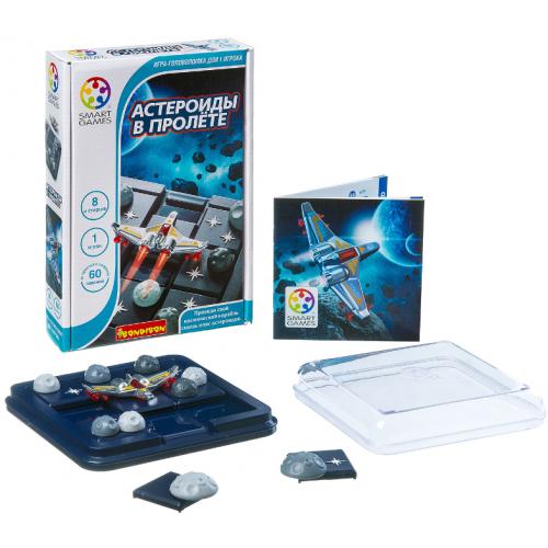 Настольная игра Bondibon Астероиды в пролёте ВВ3064