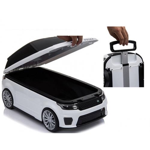 Каталка-чемодан Chi Lok Bo Range Rover (белый)
