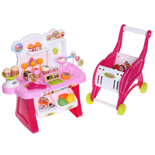 Игровой набор СИМА-ЛЕНД Счастливый магазин 2699872