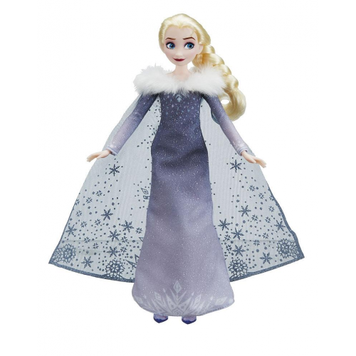 Hasbro Disney Princess Холодное сердце Кукла поющая Эльза C2539