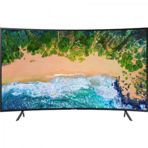 LED Телевизор Samsung UE49NU7300 SMART! Изогнутый экран!