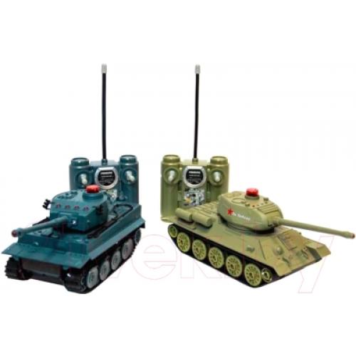 Радиоуправляемая игрушка Huan Qi Танковый бой (HQ 555)