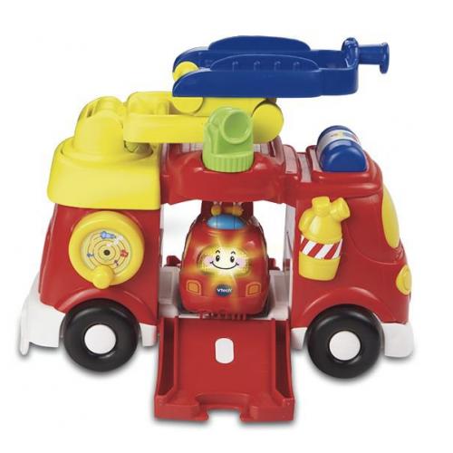Vtech Бип-Бип - Большая пожарная машина 80-151326