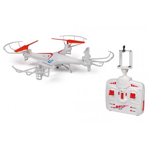 Квадрокоптер Drone с камерой Р/У FX-6CI АКБ!