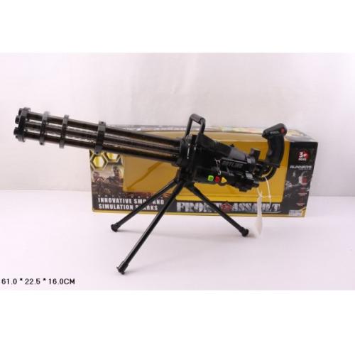 Пулемет Гатлинга 236-12A свет, звук, дым