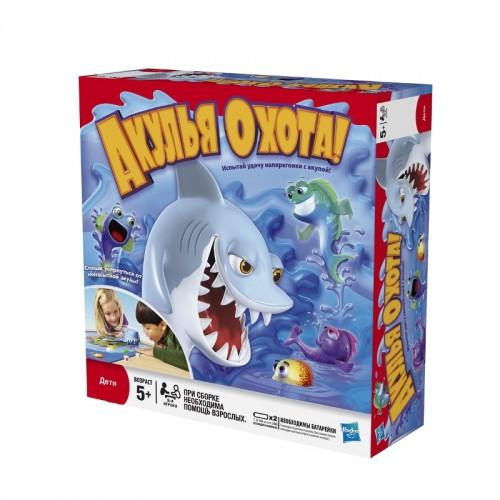 Hasbro Games Акулья Охота 33893
