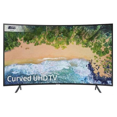 LED Телевизор Samsung UE55NU7302 Изогнутый!