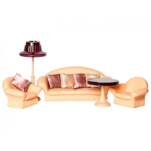 Набор мебели для домика Огонек С-1302
