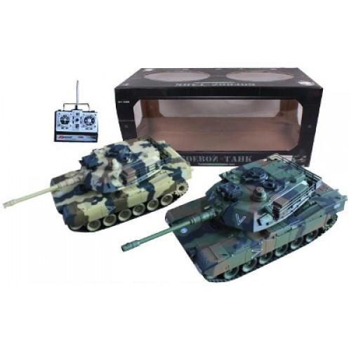 Joy Toy Танк M1A2 Абрамс 9362-5/6