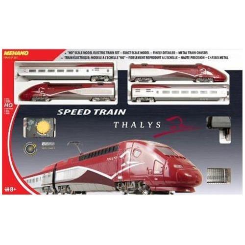 Железная дорога Mehano Thalys T106