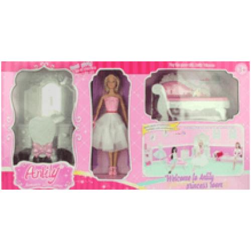 """Кукольный набор""""Комната принцессы"""" 99045"""