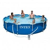 INTEX (ИНТЕКС) 28212NP БАССЕЙН 366 х 76 СМ!