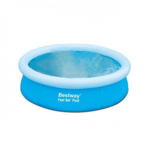 BEST WAY Бассейн с надувным бортом 198х51см, 1126 л, 57252