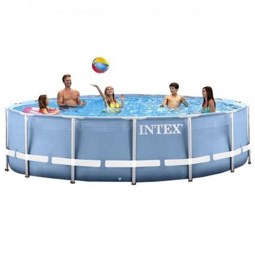 INTEX (ИНТЕКС) 28700 БАССЕЙН КАРКАСНЫЙ БАССЕЙН 305x76CM