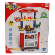 HAPPY LTTLE CHEF KITCHEN PLAY SET 758A 83 х 54 х 39 см!