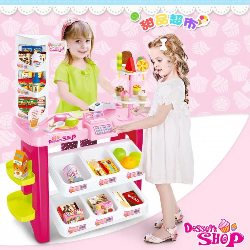 PLAY SET DESERT SHOP 668-19