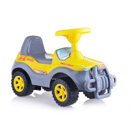 Каталка Джипик Orion Toys Yellow 105-YEL