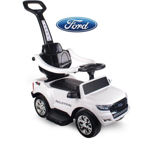 3 IN 1 TOLOCAR FORD P01 WHITE СВЕТ ЗВУК